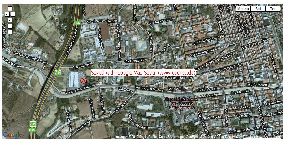 Assoartisti_mappa